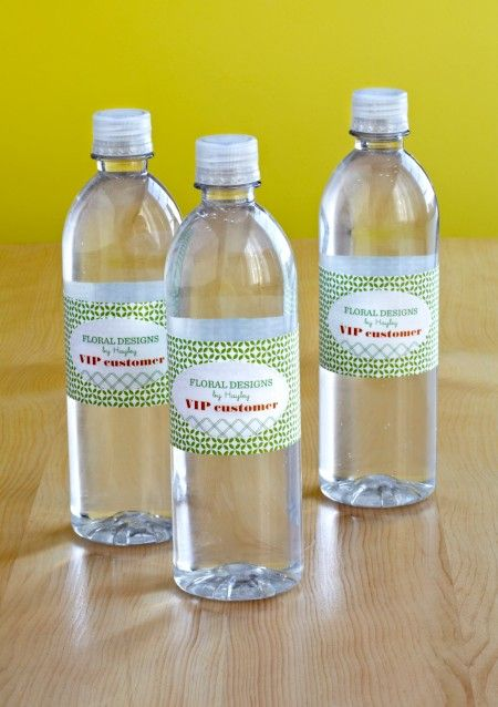 Avery water bottle label templates search results for Water bottle labels template avery