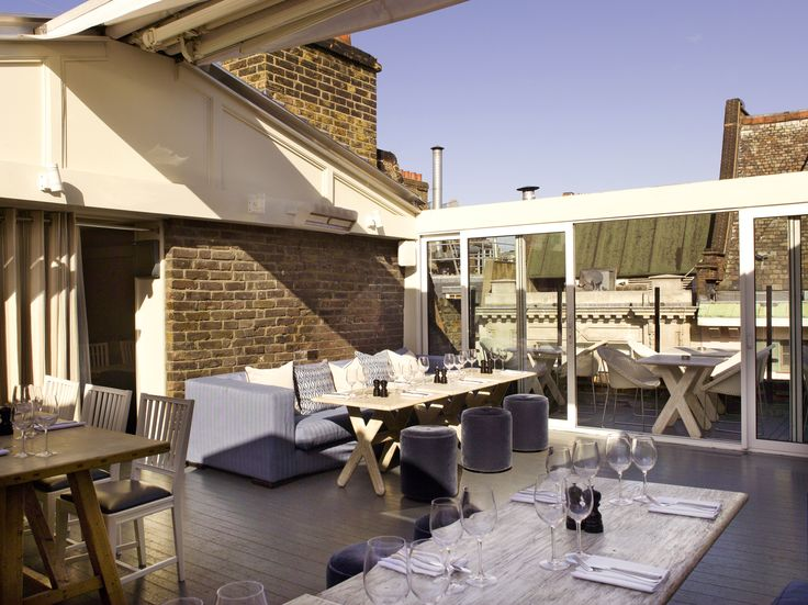 Image Result For Shoreditch House Soho Roof