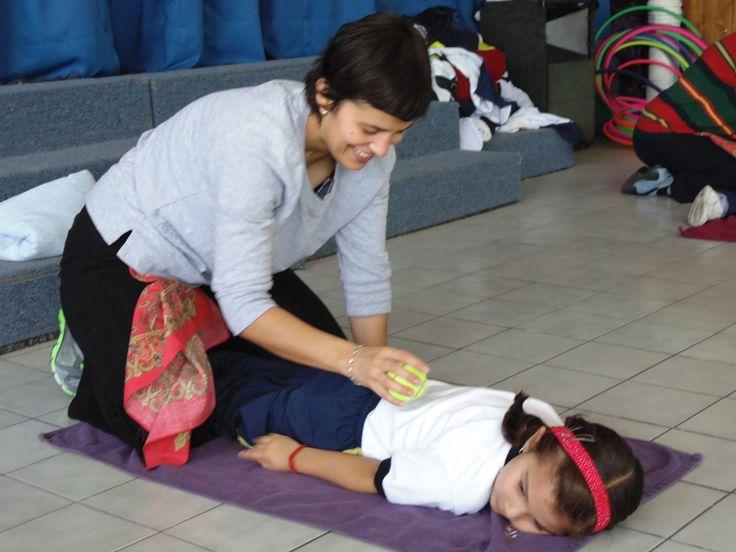 Matrogimnasia. Una excelente actividad para compartir y crecer padres e hijos.