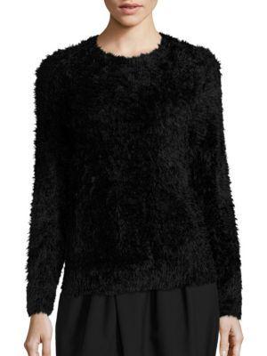COMME DES GARÇONS Furry Long Sleeve Pullover. #commedesgarçons #cloth #pullover