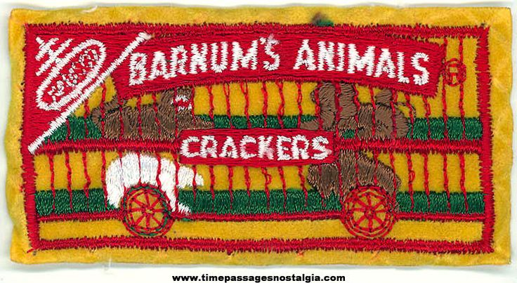 Image result for barnum's animal crackers advertisement