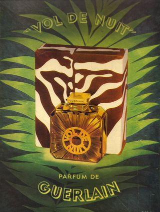 Vol de Nuit by Guerlain (1933)