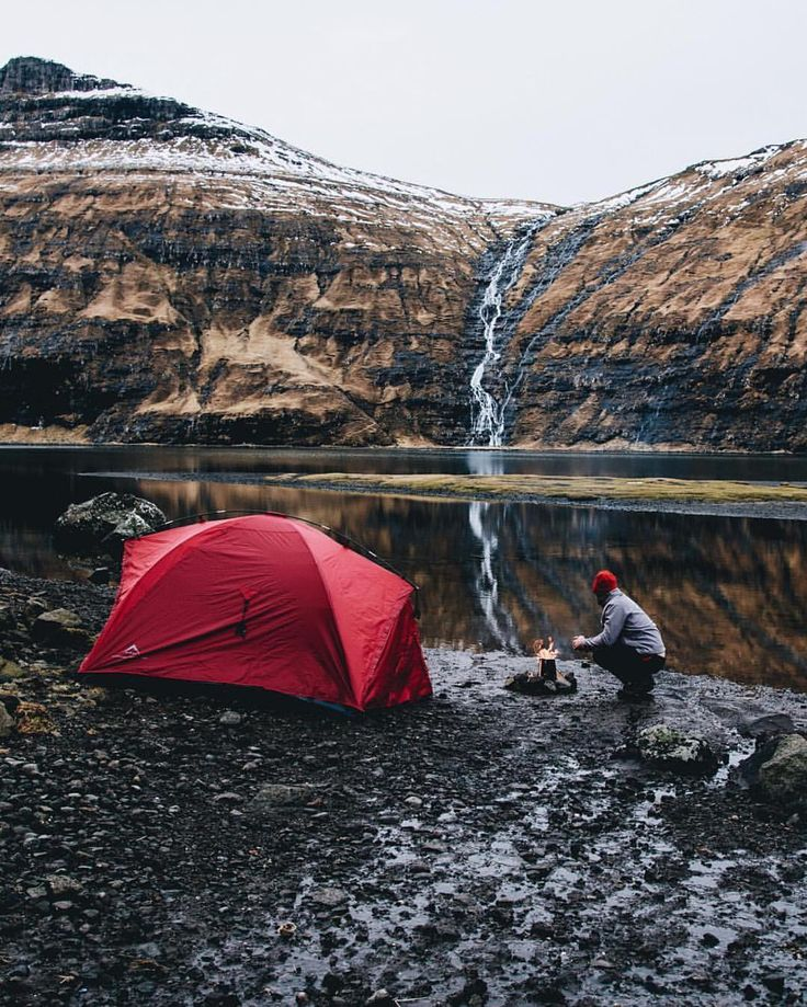 #letsgosomewhere Faroe Islands - Up Knörth