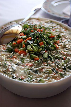 Mayonezli Tavuk Salatası Nasıl Yapılır? Mayonezli Tavuk Salatası Yapılışı yapımı hazırlanışı kolay pratik resimli denenmiş oktay usta Mayonezli Tavuk Salatası