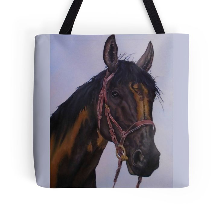 Gifts for horse lovers, Tote Bag