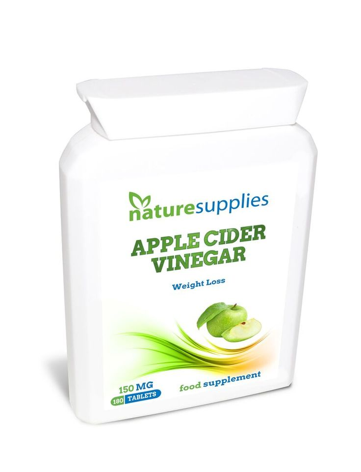 how to take apple cider vinegar capsules