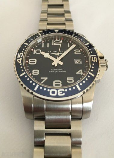Longines Hydroconquest Watch Ref L36954036 For Sale in Dublin 2, Dublin from Alastair Davis Jewellery & Watch Consultant