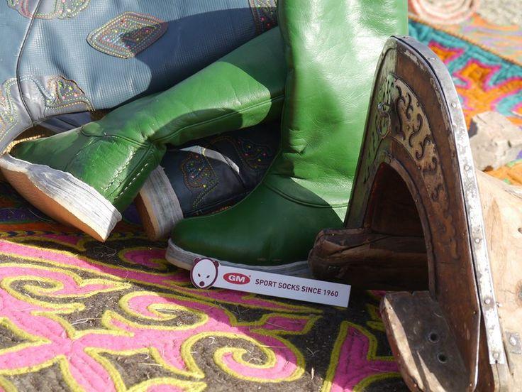 Colori e tradizioni della Mongolia. #CalzeGMtravel