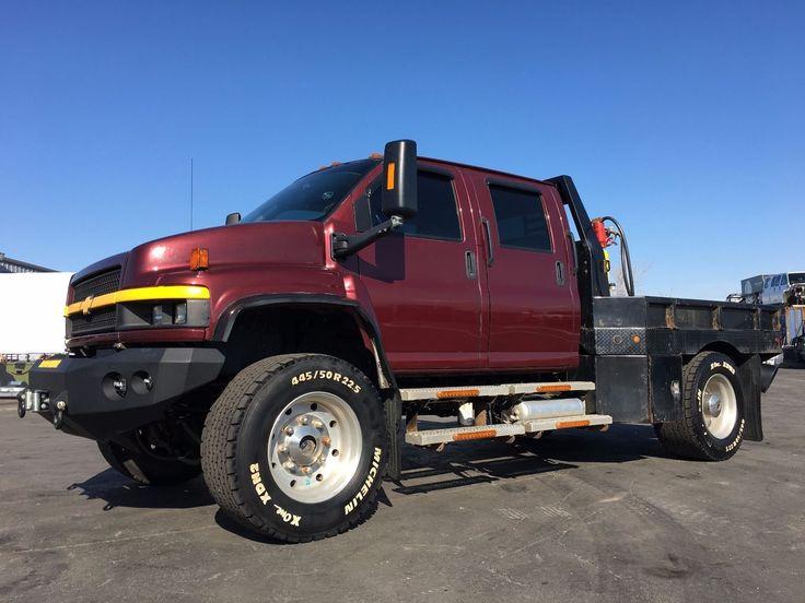 Monroe Conversion 2005 Chevrolet Pickups C4500 monster truck