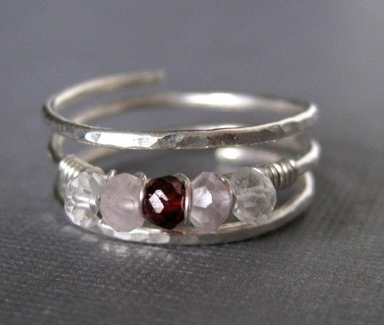 CUSTOM Mothers ring / Grandmothers Family Birthstone von muyinmolly