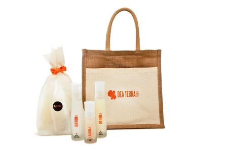 SUMMER BEAUTY KIT DEA TERRA ITALIA - Natural beauty and green cosmetic on summer - special offer