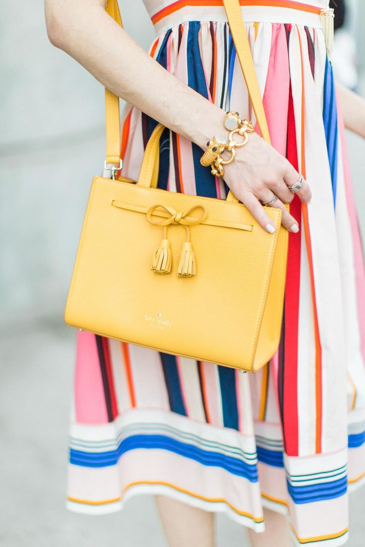 this kate spade hayes street small isobel bag is EVERYTHING!