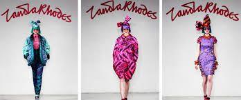 zandra rhodes designs - Google Search