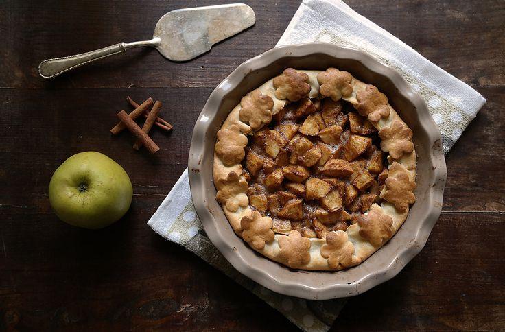 """Torta di mele speziata da """"Le mele di Adamo"""" #Ciakfood... ecco la prima puntata dedicata ai film e al cibo della raccolta Book&Film food a cui partecipo."""