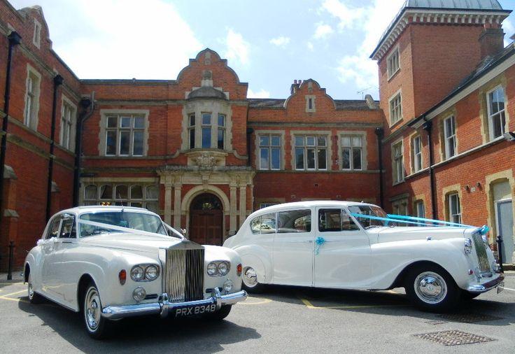 1964 Rolls Royce Silver Cloud III & 1965 Vanden Plas Princess 7 seat Limousine