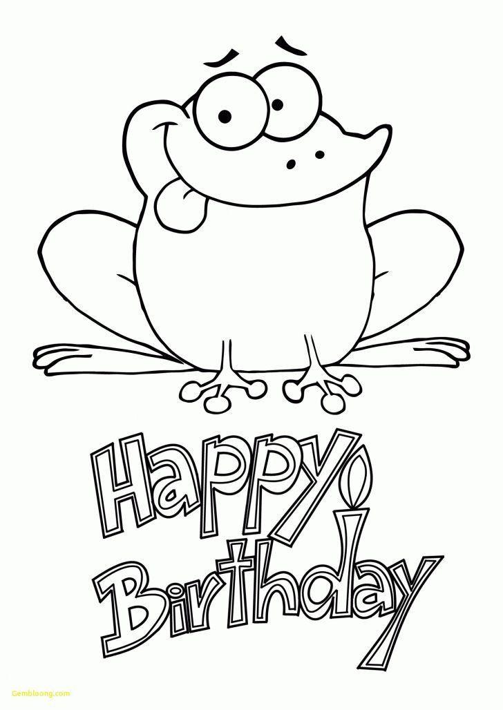 Happy Birthday Cousin Happy Birthday Drawings Happy Birthday Coloring Pages Happy Birthday Printable