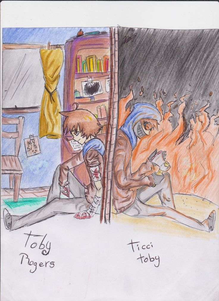 Toby Rogers (creepershadow66) on Pinterest