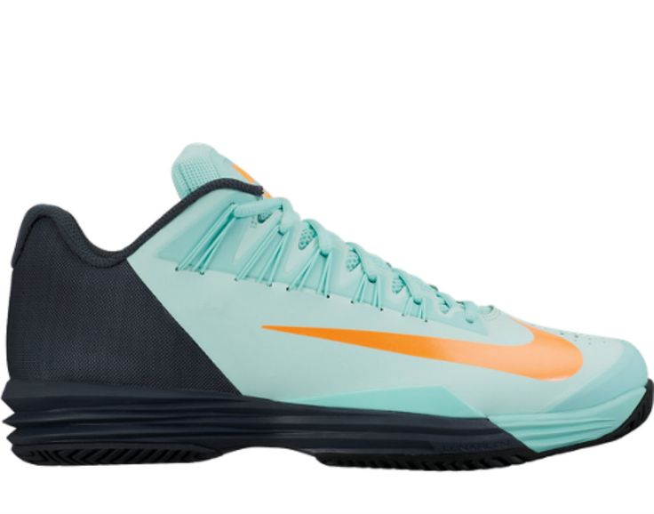 Rafa Nadal's 2015 French Open Shoes?? We hope so! Nike Lunar Ballistec 1.5