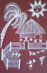 warli painting - Google Search