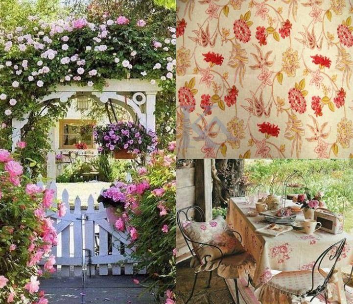 Include tesaturile florale in amenajarea spatiului tau, ele aduc o nota de optimism si delicatete!  #tesaturiflorale: http://tinyurl.com/lj5jqqm