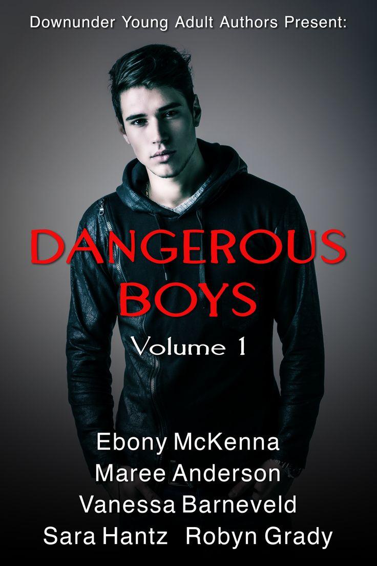 Dangerous Boys anthology cover reveal! http://www.mareeanderson.com/dangerous-boys-cover-reveal