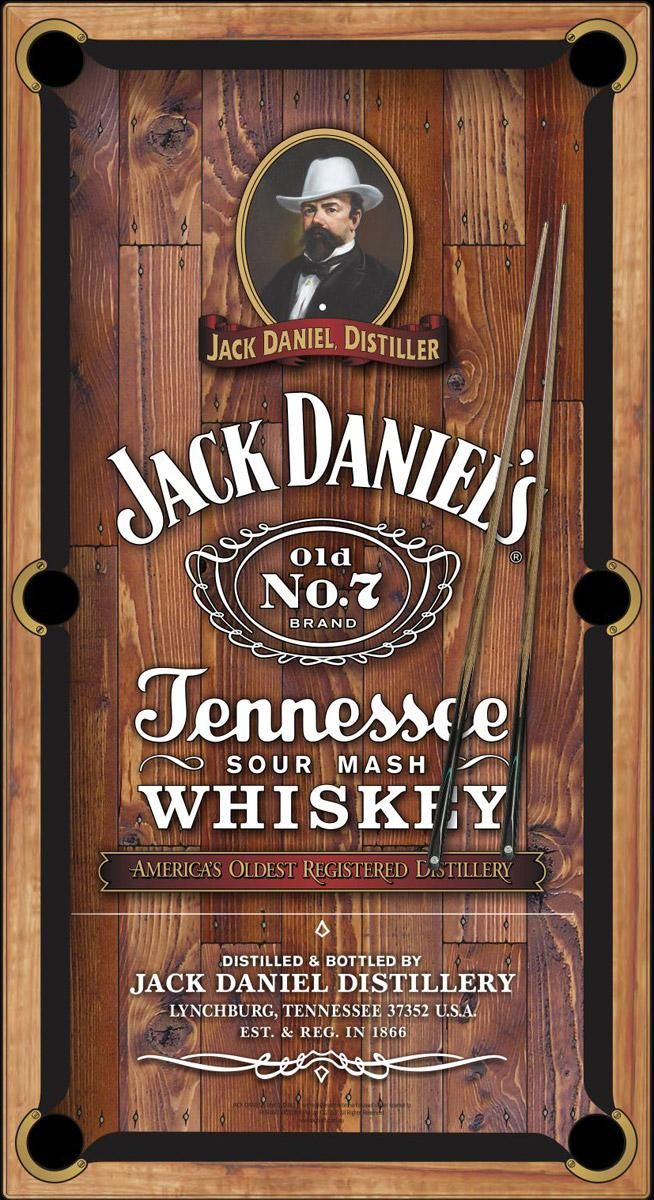 Jack Daniels 3 Piece Billiard Pool Table Starter Set JD 30148 | Jack Daniels  | Pinterest | Billiard Pool Table, Changu0027e 3 And Tables