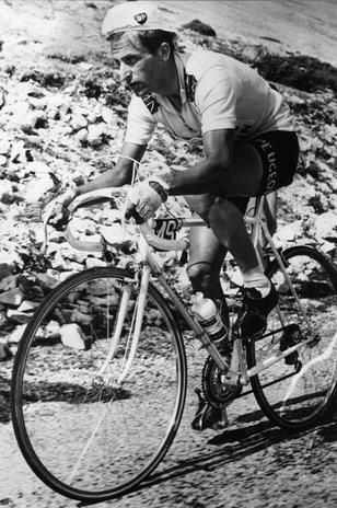 46 years ago today, cyclist ..Tom Simpson died on Mont Ventoux due to amphetamine, alcohol and heat. 1967