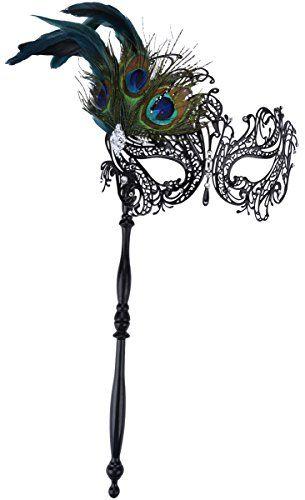 Kapmore Maskerade Maske auf Stick Schwarz Halloween Kostü... https://www.amazon.de/dp/B01KF3EE44/ref=cm_sw_r_pi_dp_x_mXhIyb4WWJTXT