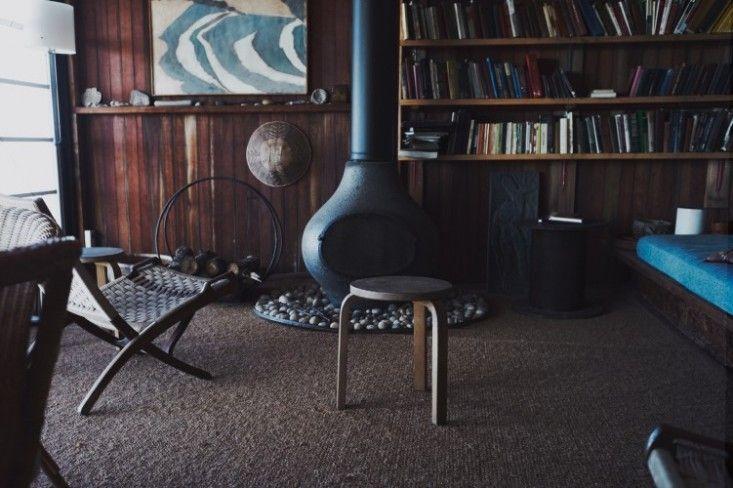 Hatch House Living Room Wellfleet