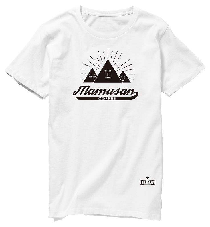 mamusan COFFEE オリジナル…   オリジナルTシャツ作成・販売 STEERS(ステアーズ)