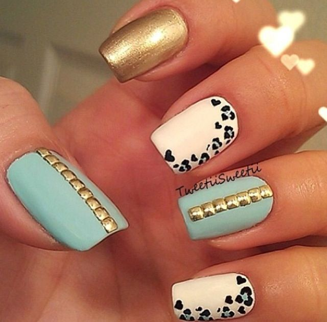 202 best make up nail art images on pinterest nail art nail art valentines day prinsesfo Choice Image