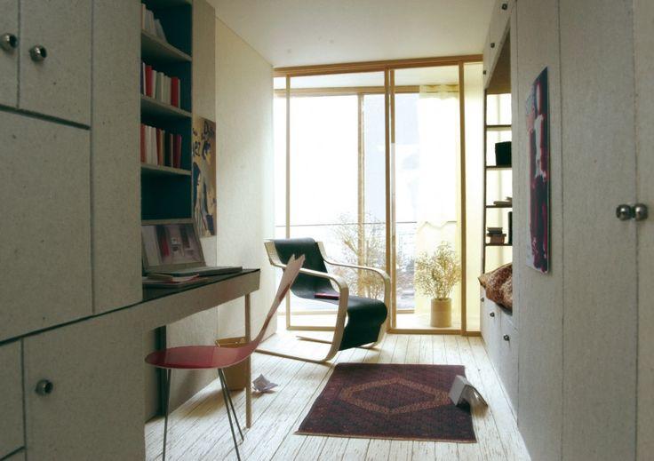 Résidence étudiante - Paris - 365 logements pour étudiants - monumentalité domestique