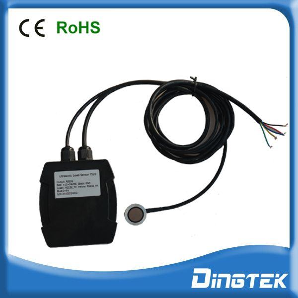 IOT Internet of Things F520 wireless fuel level sensors non contact media ultrasonic liquid water level sensor for fuel system