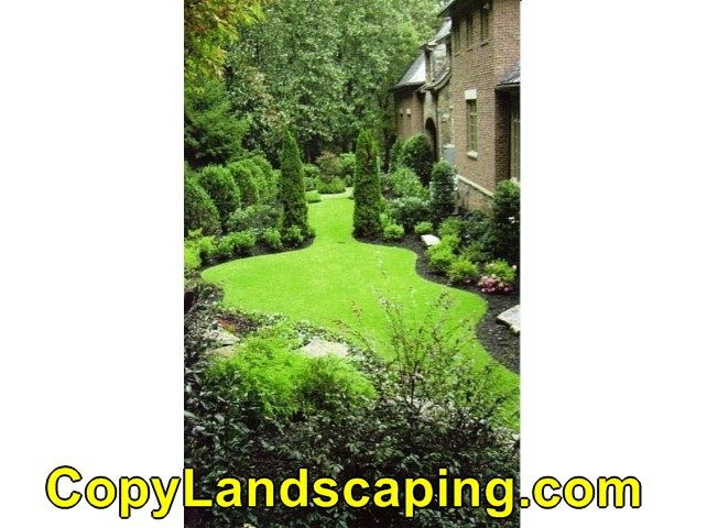 Amazing  Backyard Landscape Toronto