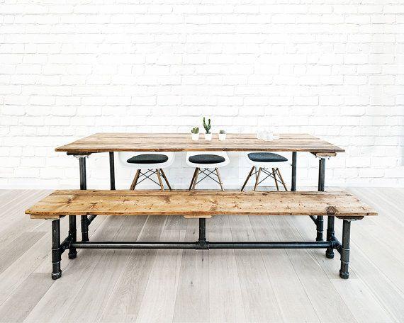 Tisch 6 8 sitzer von rheintisch auf etsy