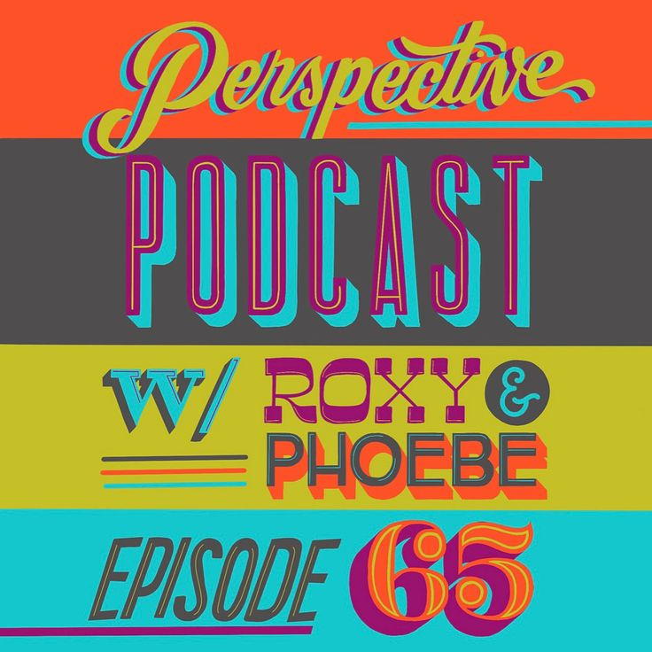 """Typeyeah. (@typeyeah) on Instagram: """"This weeks 🔥 episode on the @perspectivepodcast from @prspctv_cllctv is with the super team…"""""""