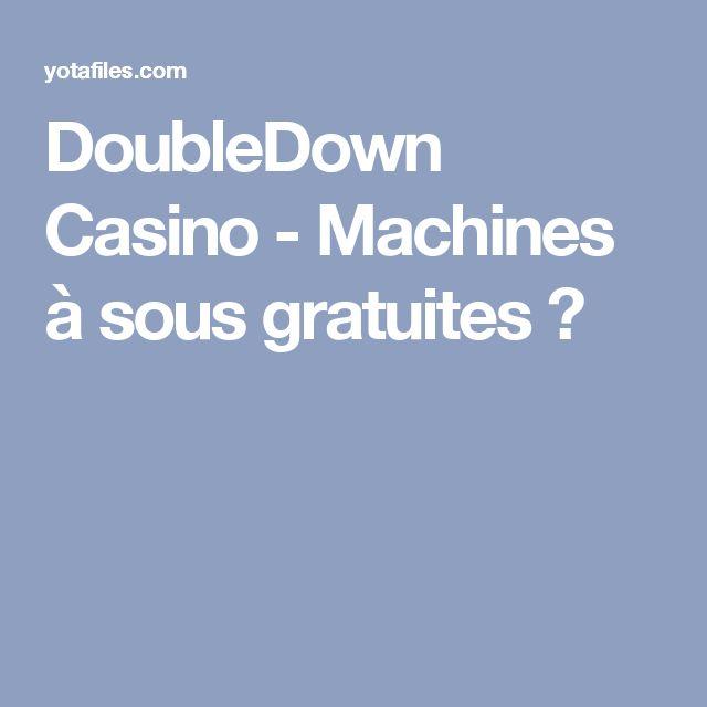 DoubleDown Casino - Machines à sous gratuites ★