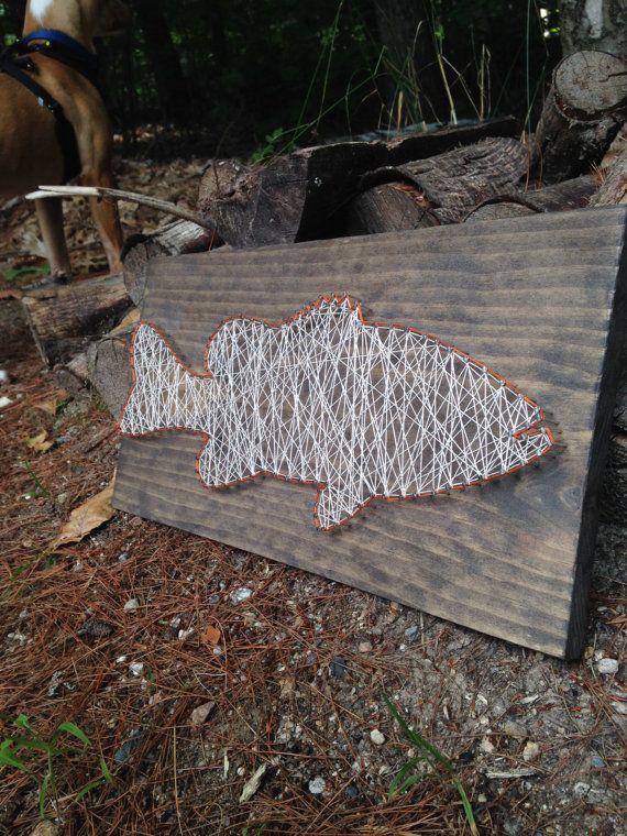 49 best string art images on pinterest string art for Fish string art