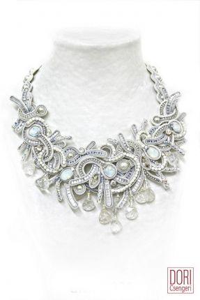 DORi Csengeri Bridal Collection Dream Statement Necklace