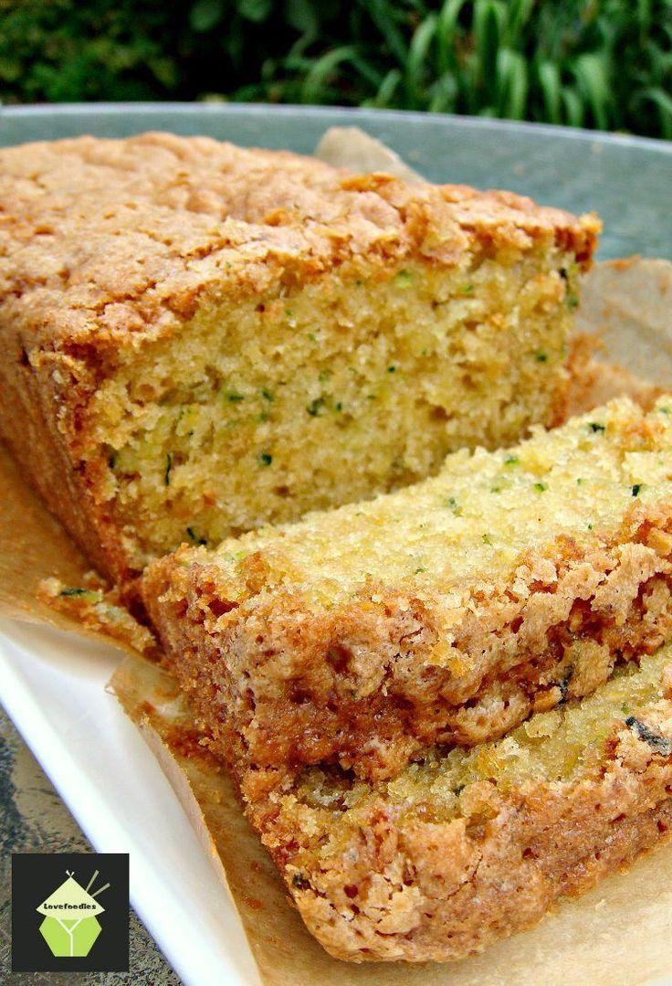 super moist zucchini bread a wonderful soft loaf cake