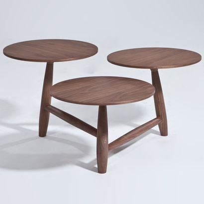 Sean Dix Collection Tripod Coffee Table - Click to enlarge