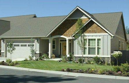 Plano de casa para terreno de 10 x 30 m