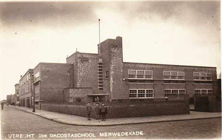 da Costaschool, Merwedekade, 1932
