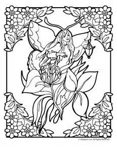 free mystical coloring pages - photo#11
