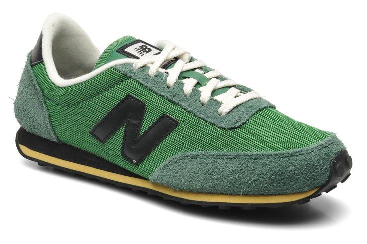 New Balance U410 (Vert) - Baskets chez Sarenza (222019)