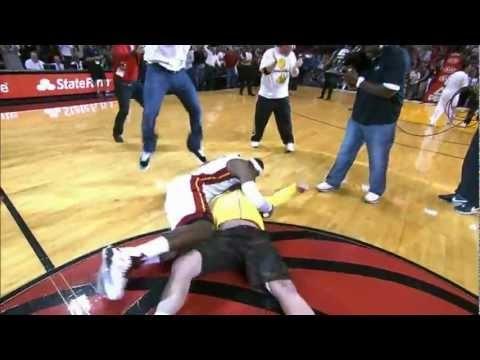 $ 75,000 half court hook shot + hug from LeBron