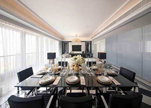 modern dining room 2