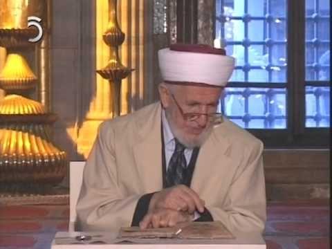 Prof. Dr. Cevat Akşit Hoca | Süleymaniye Dersleri [7] | TV5  www.dampakt.com