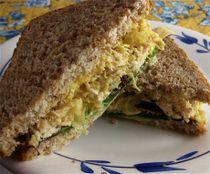 Curried Chicken Sandwich Spread
