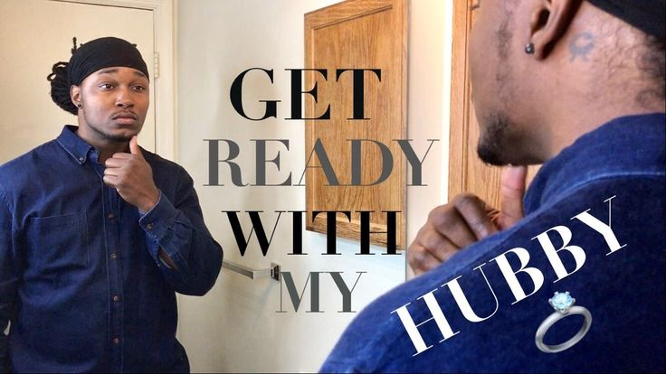 GET READY WITH MY HUBBY FEAT. MANSCAPED | Jasmine Marie Tv